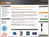 Tablette tactile chez BestTech