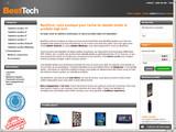 Tablette tactile chez BestTech