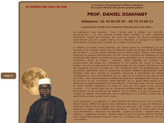 Marabout voyant Daniel Diakhaby
