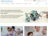 Ecole Robots : Kits éducatifs pour apprendre à coder