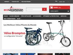 Vélo électrique - Ecolocomotion