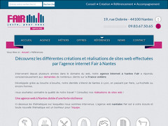 FAIR : Agence web à Nantes