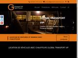 Chauffeur privé à Marseille et région PACA