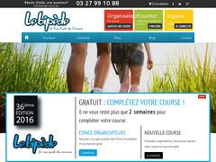 course à pied calendrier sur lebiped.fr