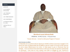 Marabout voyant Hady