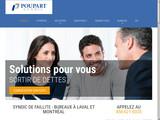 Syndic de faillite à Montréal et Laval