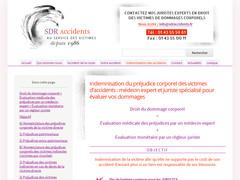 Barème indemnisation préjudices corporels