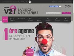 Vision2i : cabinet de conseil pur PME