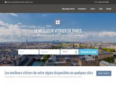 Votre vitrier de confiance sur Paris