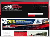 Web Centre auto, boutique entretien et accessoires