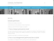 Conseils patrimoine immobilier et financier