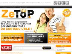ZeTop Annuaire internet